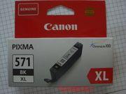 PIXMA 571 BK XL Tintenkartusche