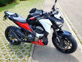 Kawasaki über 500 ccm - KAWASAKI Z 800 ABS VIELE