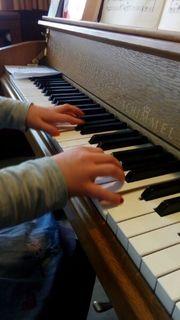 Klavierunterricht in Bad Neustadt Saale -