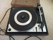 Dual Schallplattenspieler