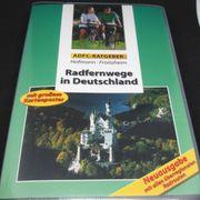 ADFC-Ratgeber Radfernwege in Deutschland mit