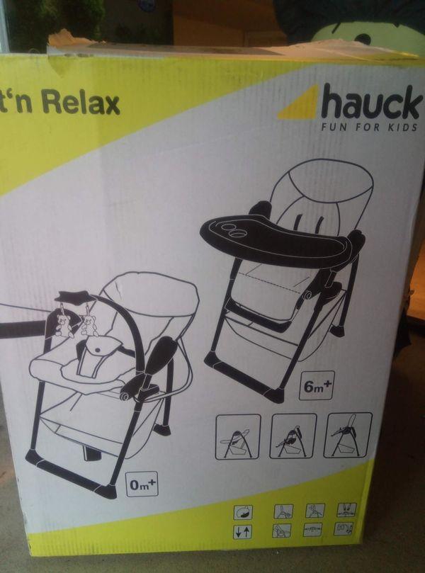 Kinderhochstuhl Hauck Fit n Relax