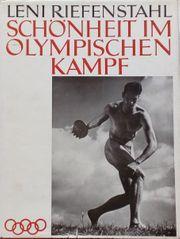 Schönheit im olympischen Kampf Bildband