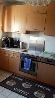 Küchenzeile mit Einbaugeräten