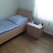 Verkaufe ein Bett