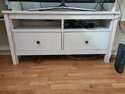 IKEA Hemnes TV Bank weiß