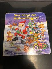 Pappbuch Was bringt der Weihnachtsmann