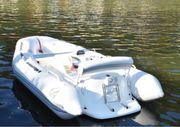 Sportboot Rib Festrumpfschlauchboot Schlauchboot Zodiac