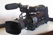JVC GY-HM700E ProHD Canon Optik