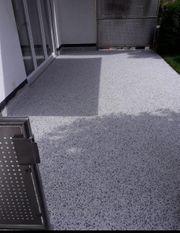 Steinteppiche Terrassen