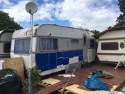 Wohnwagen zum renovieren