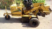 StubbenfräseBaumstumpffräse Vermeer SC 252 Baujahr
