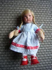 Käthe Kruse Puppe GRITLI 2008
