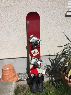 Snowboards - Snowboard Set Board von Oxygen