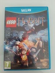 Wii U The Hobbit - Neuwertig