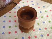Teelichthalter Kerzenhalter aus Holz für