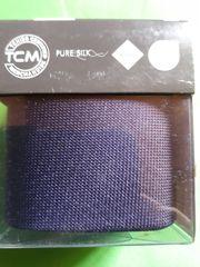 Seidenkrawatte mit Teflon-Fleckschutzausrüstung Unbenutzt