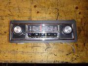 Sehr altes Autoradio BJ 1973