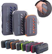 Mikrofaser Handtücher 8 Farben - kompakt