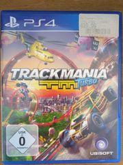 PS 3 Trackmania Spiel