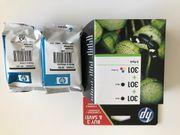 5 Druckerpatronen HP301 neu original