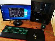top gaming PC komplett set