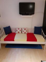 Jugend-Mädchenbett