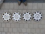 4x Original Mercedes B-Klasse A-Klasse