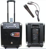Mobile PA Anlage Karaoke