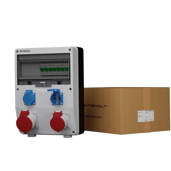 Stromverteiler ECO-S 16A 32A 2x230V
