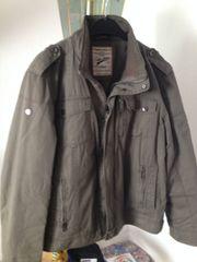 Jacke XL oder XXL grau