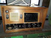alter Radio Marke Staudigl von