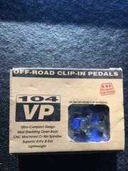 Off Road Clip-in Pedals 104