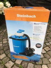 Steinbach Sand Filteranlage Comfort 75