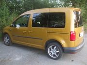 VW Caddy 4 Camper EZ