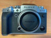 Fujifilm X-T4 silber Kit inkl