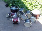 Schlagzeug - gebraucht