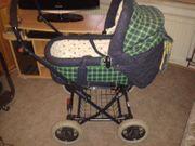 Retro Nostalgie Buggy Kinderwagen von