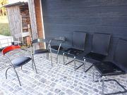 Stühle 6 stk zu verschenken