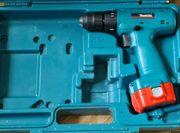 Makita Akkuschrauber 6226D mit Koffer