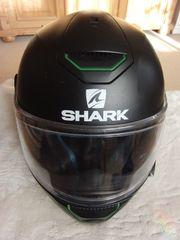 Motorradhelm von Shark Gr M