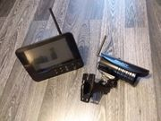 Hochwertige überwachungskamera mit Bildschirm