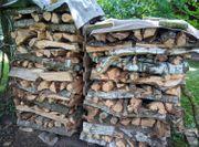 Brennholz Birke 70 Eur Ster