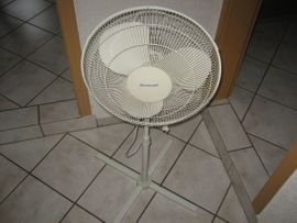 Öfen, Heizung, Klimageräte - Leistungsstarker Standventilator Ventilator Oszillierend 3-stufig