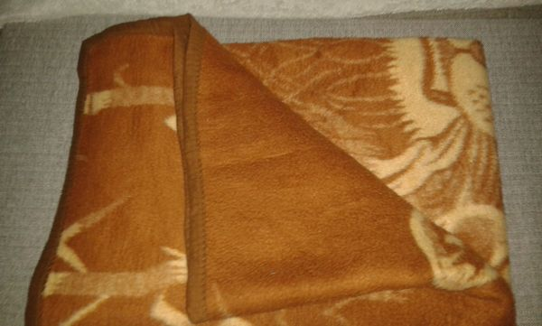 Warme Decke