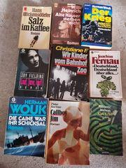 Diverse Bücher zum verschenken