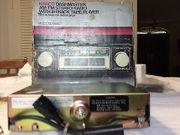 Kraco Dashmaster Stereo Radio Modell