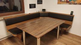 Eckbank + Tisch zu verkaufen