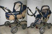 Kinderwagen Hartan Profi S Premium