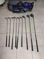 Golfschläger Set für Jugendliche abzugeben